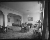 Sunroom, Elks Lodge 906, Santa Monica, [1925-1942?]
