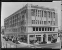 Elks building, Lodge 906, Main Street, Santa Monica, [1926-1940]