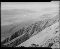 Panorama across Death Valley from Dante's View, Inyo County, 1935
