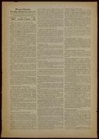 Deutsches Nachrichtenbüro. 6 Jahrg., Nr. 291, 1939 February 22, Morgen-Ausgabe