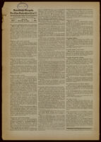 Deutsches Nachrichtenbüro. 4 Jahrg., Nr. 792, 1937 June 16, Vormittags-Ausgabe
