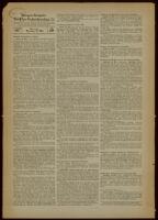 Deutsches Nachrichtenbüro. 4 Jahrg., Nr. 606, 1937 May 11, Morgen-Ausgabe