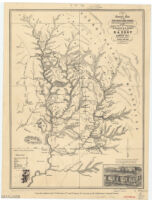 A complete map of the Feather & Yuba Rivers