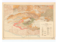 Geologic map of parts of Los Angeles and Ventura counties, California