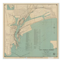Los Angeles Harbor and Vicinity