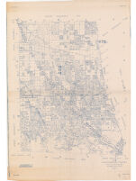 1937 precinct map no. 14 of the county of Los Angeles