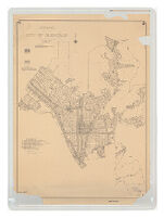 Zoning map of the city of Glendale / J.C. Albers, City Engineer.
