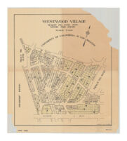 Westwood Village Tracts No. 9650, 9768, 10600, and 10690