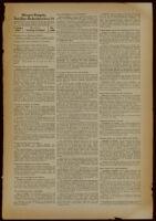 Deutsches Nachrichtenbüro. 6 Jahrg., Nr. 1163, 1939 August 15, Morgen-Ausgabe