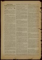 Deutsches Nachrichtenbüro. 6 Jahrg., Nr. 368, 1939 March 10, Nacht-Ausgabe