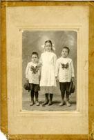 Early Carrasco family portrait