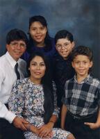 Roura family portrait