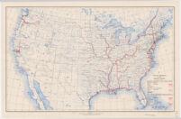 Principal Waterways of the United States