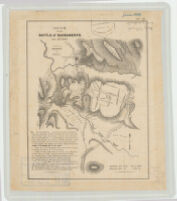 Sketch of the Battle of Sacramento. Feb 28th 1847