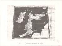 Ptolemaeus. British Isles. Ms. ca. 1480.