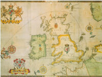 [Ancient Map of British Isles]
