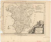 An Accurate Map of Merioneth Shire Drawn from the best Authorities by tho: Kitchin Geogr'r