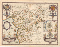 Merionethshire, Defcribed 1610