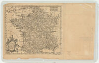 A New and Accurate Map of France, for Bufching's Geography
