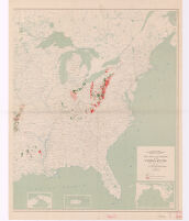 Oil and Gas Fields of the United States- East