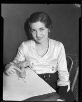 Marion Skilken, circa 1930-1935
