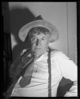 "Walter E. Scott, or ""Death Valley Scotty,"" circa 1925-1935"