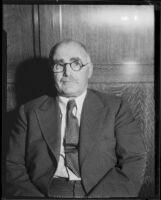 Los Angeles Superintendent of Parks Frank Shearer, [1930-1936?]