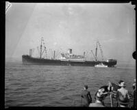S.S. Oakland, [1930s?]