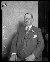 Carnation Company president E.A. Stuart, [1927?]