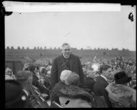 Loyola University president Father Joseph Sullivan, [1928?]