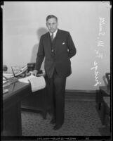 Judge Frank Macpherson Smith, [1931?]