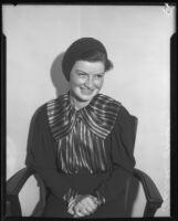Crime victim Clarice Tauber, 1931-1934