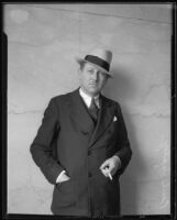 Attorney Paul Tapley, 1932