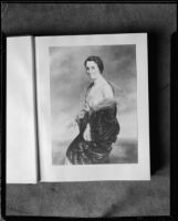 Painting of Mrs. Courtney Byrd Jones by Pierre Tartoue, photographed from book, [1933?]