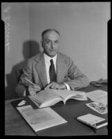 F. E. Trask appointed to Federal Public Works Administration, Los Angeles, 1933