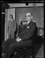 Dr. Julius Zeigner-Uriburu, circa 1930