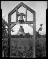 Bells at Rancho Camulos, near Piru