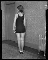 Ada Williams, Los Angeles, 1927