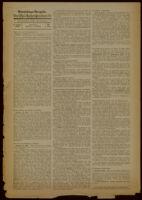 Deutsches Nachrichtenbüro. 3 Jahrg., Nr. 534, 1936 April 27, Vormittags-Ausgabe