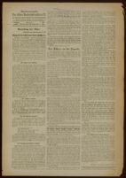 """Deutsches Nachrichtenbüro. 3 Jahrg., 1936 September 12, Sonder-Ausgabe Nr. 31: """"Parteitag der Ehre"""""""
