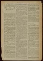 """Deutsches Nachrichtenbüro. 3 Jahrg., 1936 September 13, Sonder-Ausgabe Nr. 38: """"Parteitag der Ehre"""""""