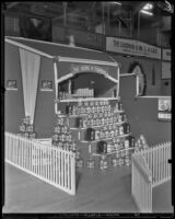 Formay exhibit at the Food and Household Show, Los Angeles, 1933