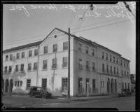 Hamburger Home for Girls, Los Angeles, 1928-1939