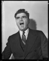 U.S. Attorney Peirson M. Hall, Los Angeles, 1933-1937