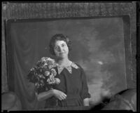 Photograph of murder victim Rose Marie Happel, Los Angeles, 1934