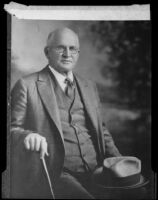 Dr. Eugene A. Kegley dies at the age of 72, Los Angeles County, 1927