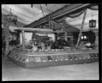 Chino booth at the Los Angeles County Fair, Pomona, 1929