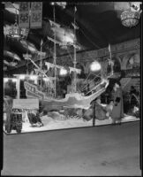 Pasadena display at the Los Angeles County Fair, Pomona, 1933