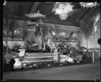 San Bernardino County display at the Los Angeles County Fair, Pomona, 1933
