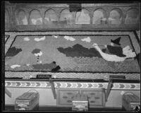 Display at the Los Angeles County Fair, Pomona, 1933
